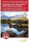 Gogledd Cymru Map Beicio / North Wales Cycle Map