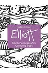 Helen Elliott Concertina Colouring Book: South Pembrokeshire