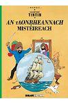 Tintin; An Taonbheannach Mistéireach (Tintin in Irish)