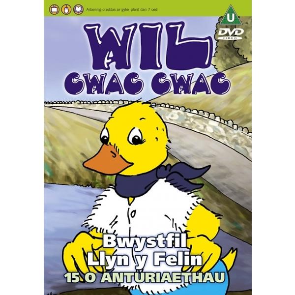 Wil Cwac Cwac (2) - Bwystfil Llyn y Felin