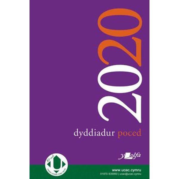Dyddiadur Poced y Lolfa 2020