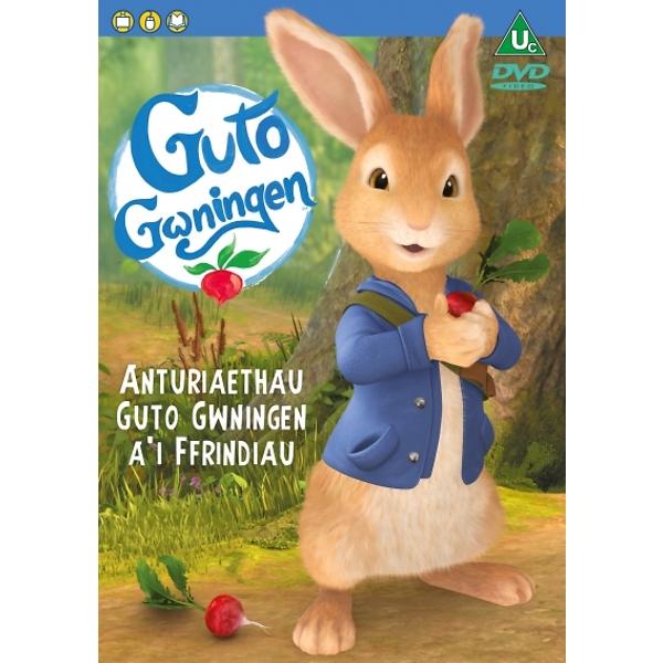 Guto Gwningen: Anturiaethau Guto Gwningen a'i Ffrindiau