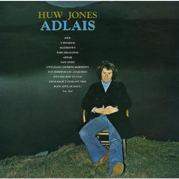 Huw Jones - Adlais