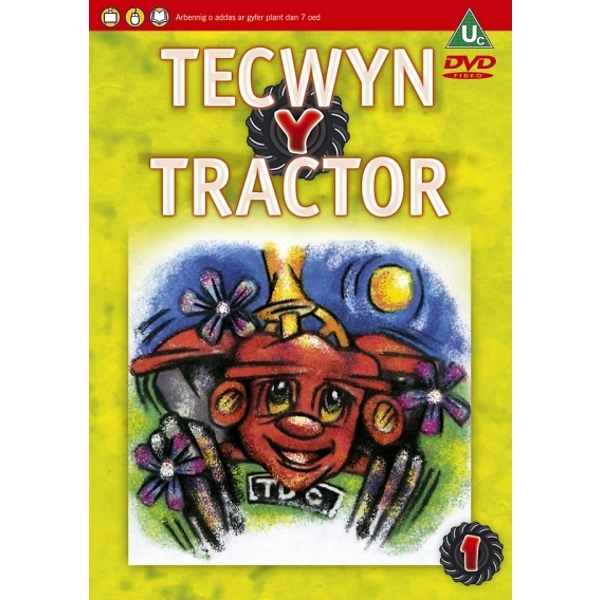 Tecwyn y Tractor 1
