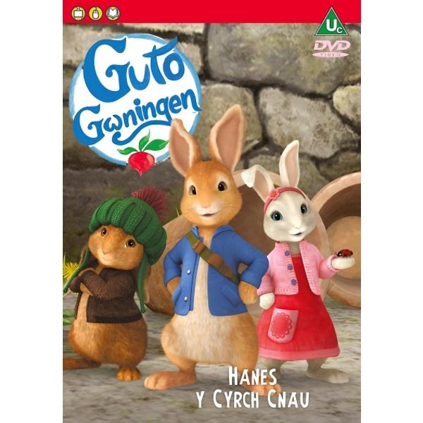 Guto Gwningen - Hanes y Cyrch Cnau