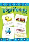 Chwarae a Dysgu: Sgwennu a Sychu - Ysgrifennu/ Play and Learn: Write on Wipe off - Writing