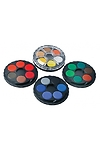 set ddyfrliwiau 3 rheng koh-i-Noor (3 tier watercolour set)